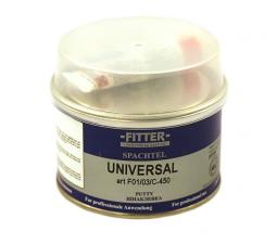 FITTER Шпатлевка UNIVERSAL 0,45 кг